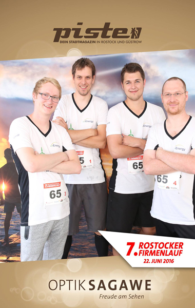 Firmenlauf Rostock