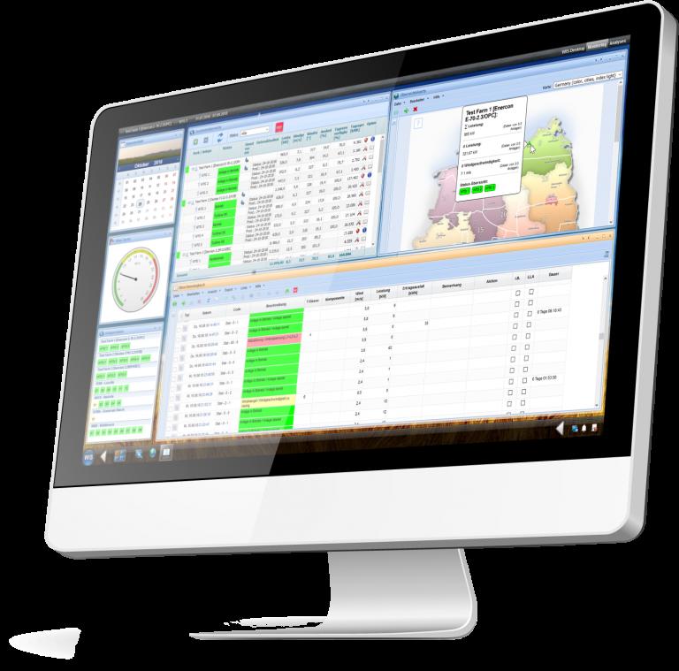 WIS Desktop